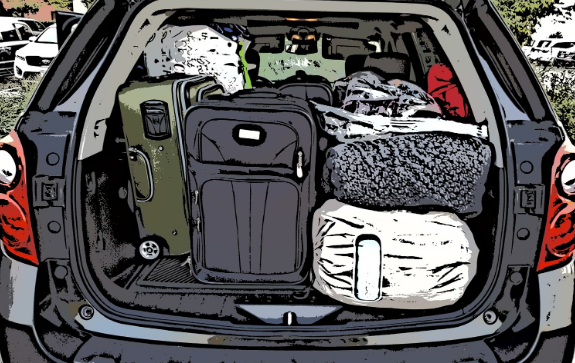 Best Way to Pack Your Trunk