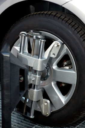 Phoenix wheel alignment shop